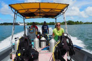 Van Pohnpei naar de Marshall Islands - Reis door Micronesië