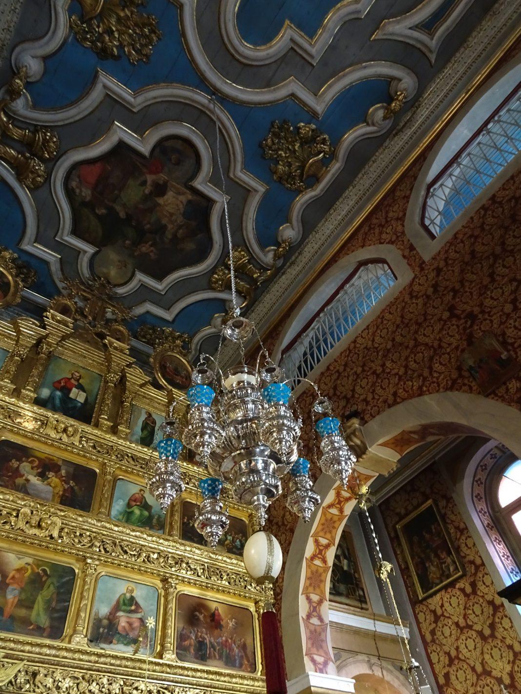 Kerk van de binnenkant