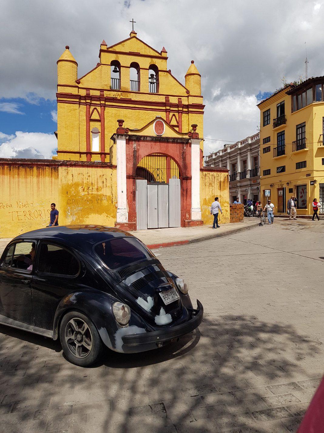 San Cristóbal - Chiapas in Zuid-Mexico