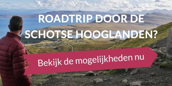Roadtrip door de Schotse Hooglanden