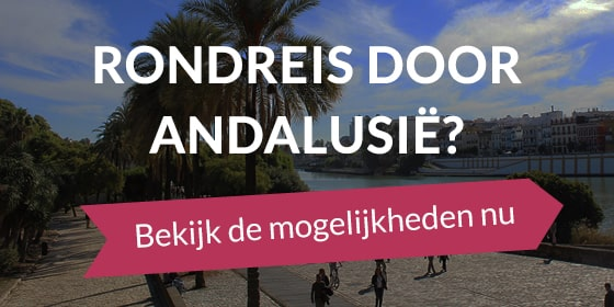 rondreis door Andalusië