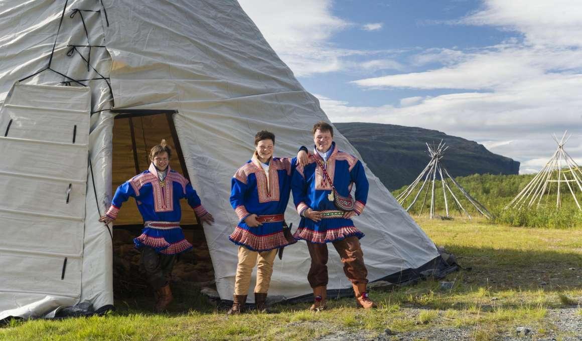 Maak kennis met de Sami - Midzomernacht