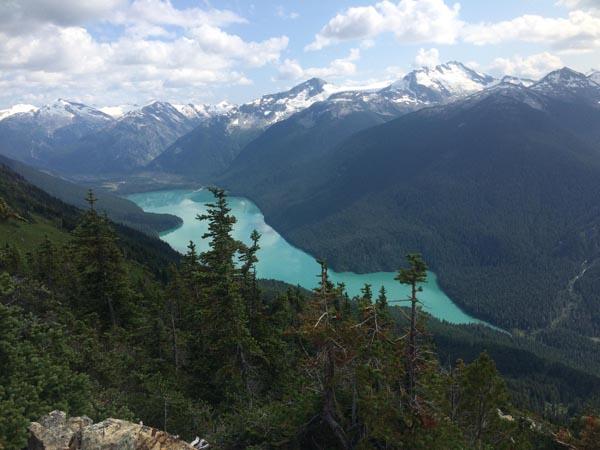 High note trail - de mooiste hikes in Whistler