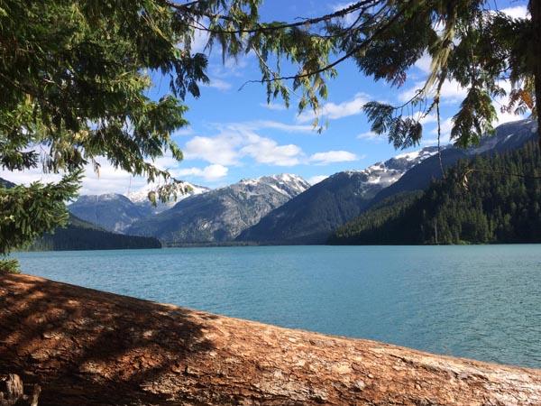 Lake Cheakamus