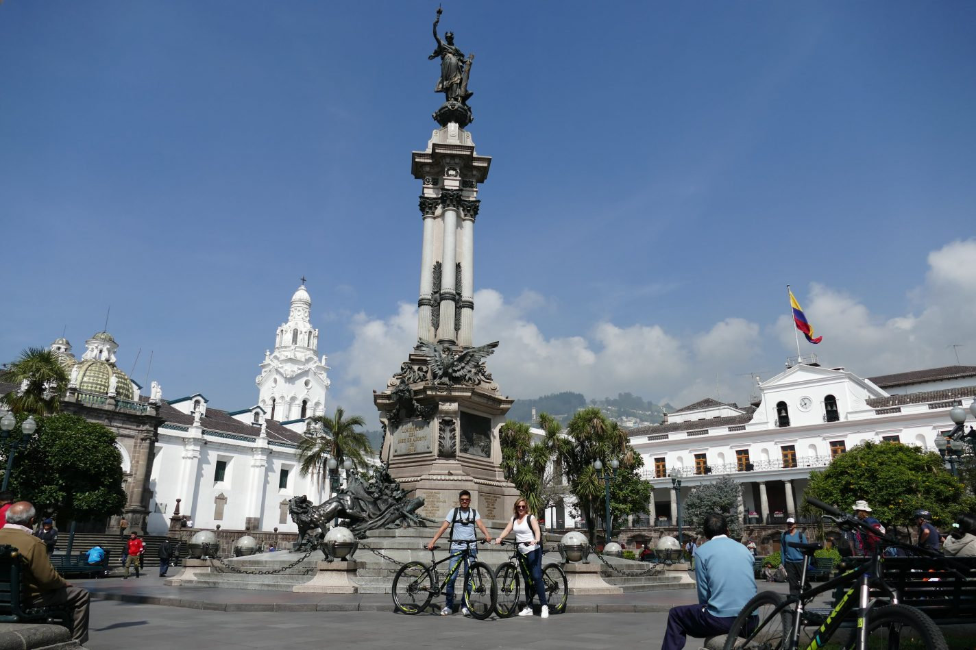 de Plaza Grande
