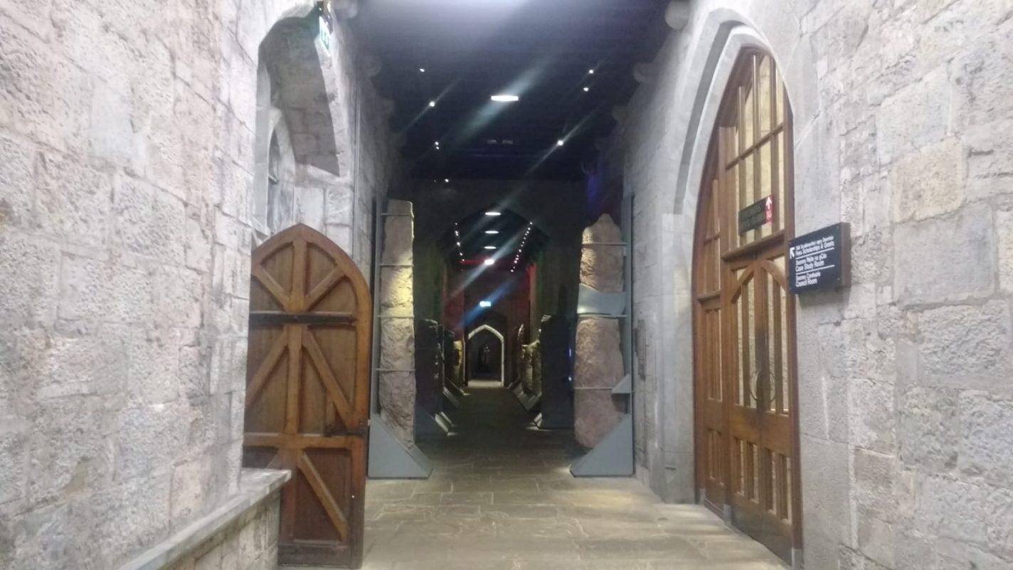 University College Cork van de binnenkant