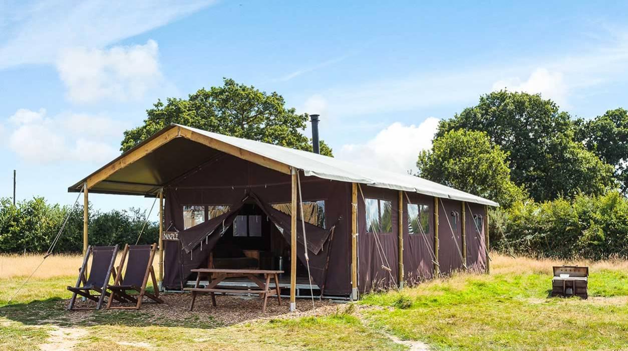 Glamping / BoerenBed Tent op Terschelling