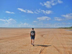 Gunn Point Beach in Northern Territory - Australie