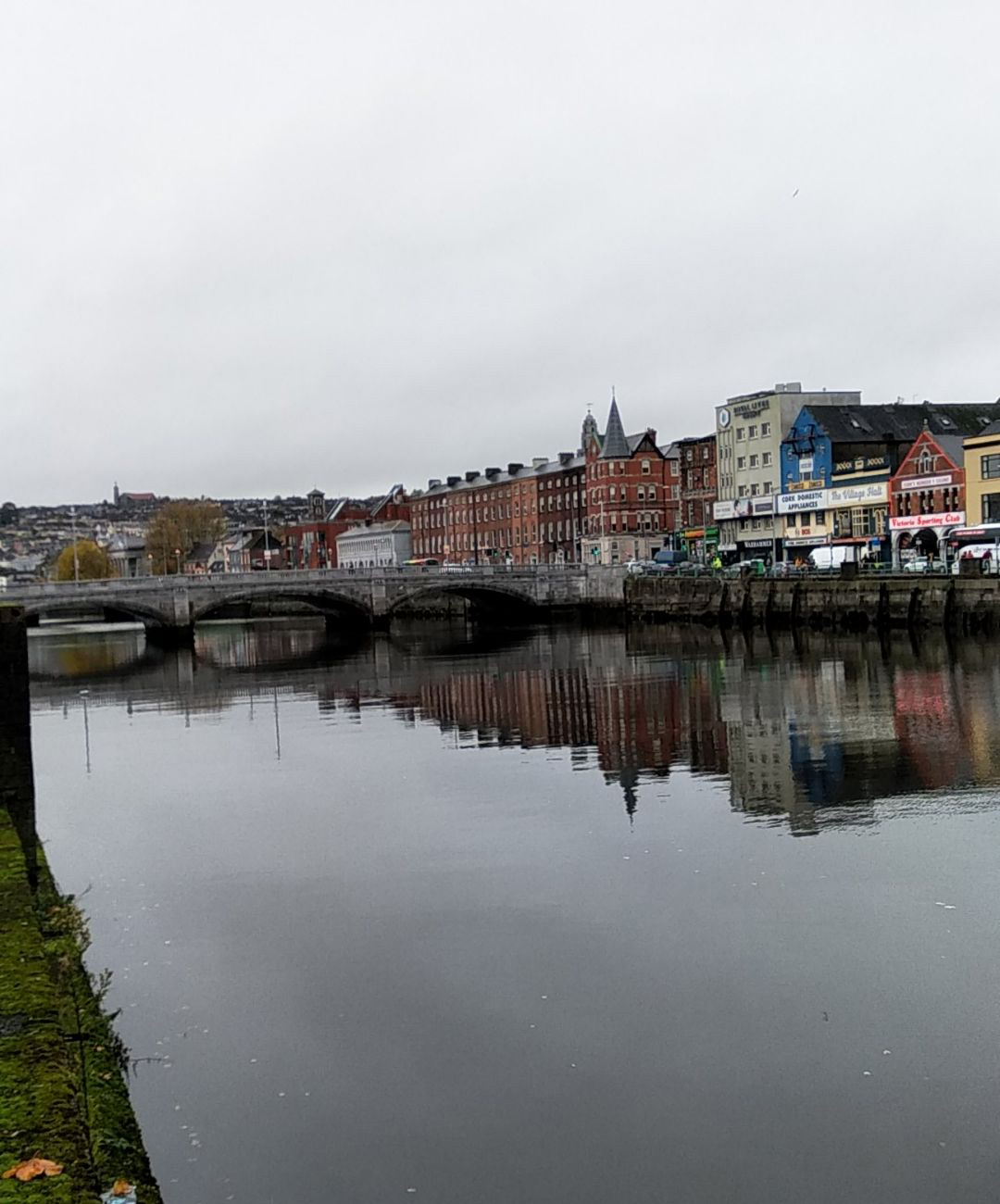 Lee rivier in Cork - reisbestemmingen 2021