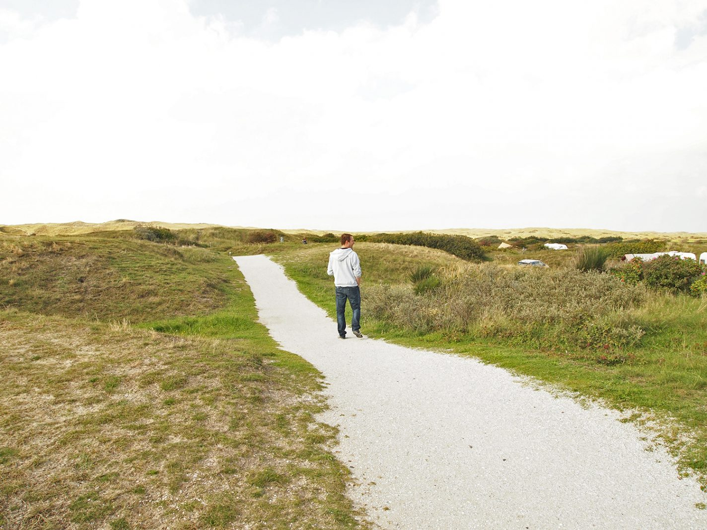 De sluftervallei op Texel - 5 redenen om naar de Waddeneilanden te gaan