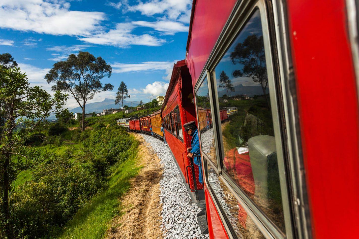 Treinreis door Ecuador - Wat te doen in Ecuador?