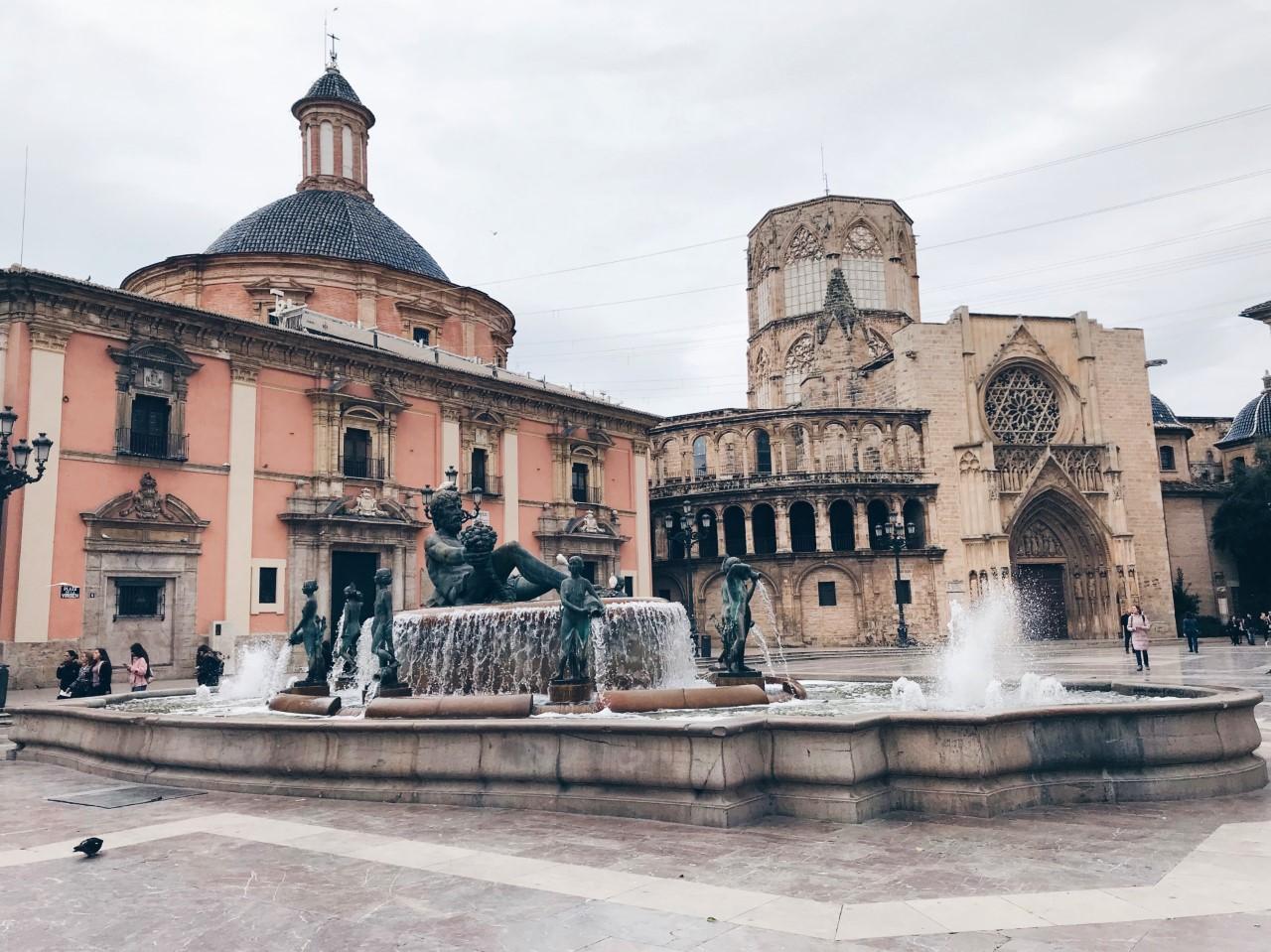 Oude Stadscentrum - Plaza La virgen