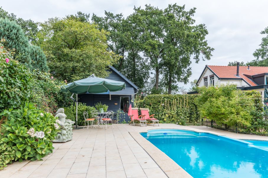 Natuurhuisje in Den Dolder inclusief zwembad