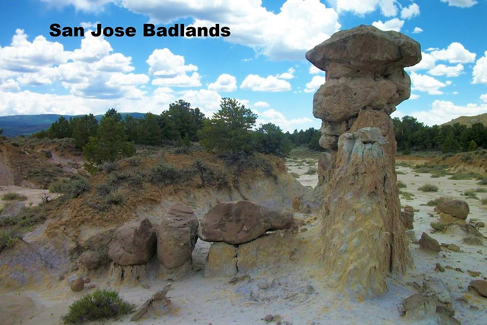 San Jose Badlands