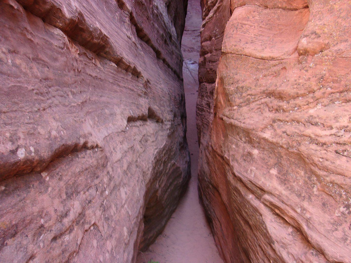 Slot canyon - Voorbereiding reis door de USA