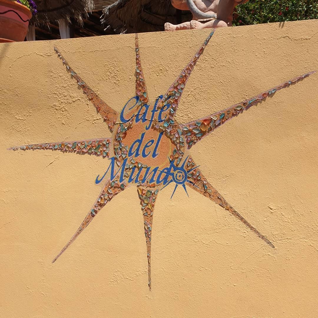 Café del Mundo - Griekse eiland Samos