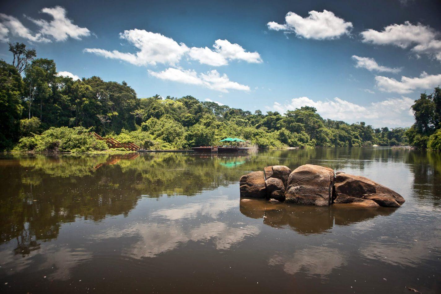 Cristalino Jungle Lodge aan de Cristalino