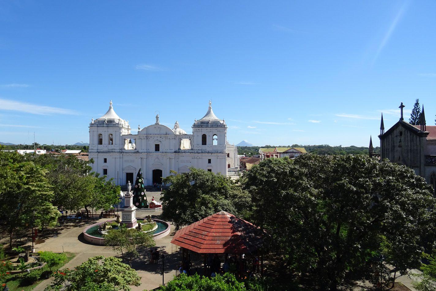 Leon in Nicaragua