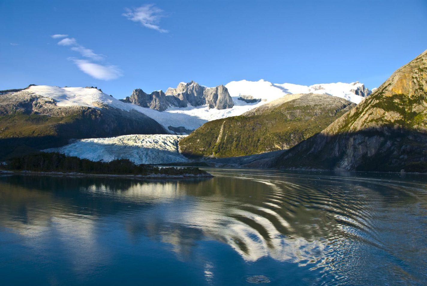 Meren, gletsjers en bergen in Chili - bijzondere plekken in Chili