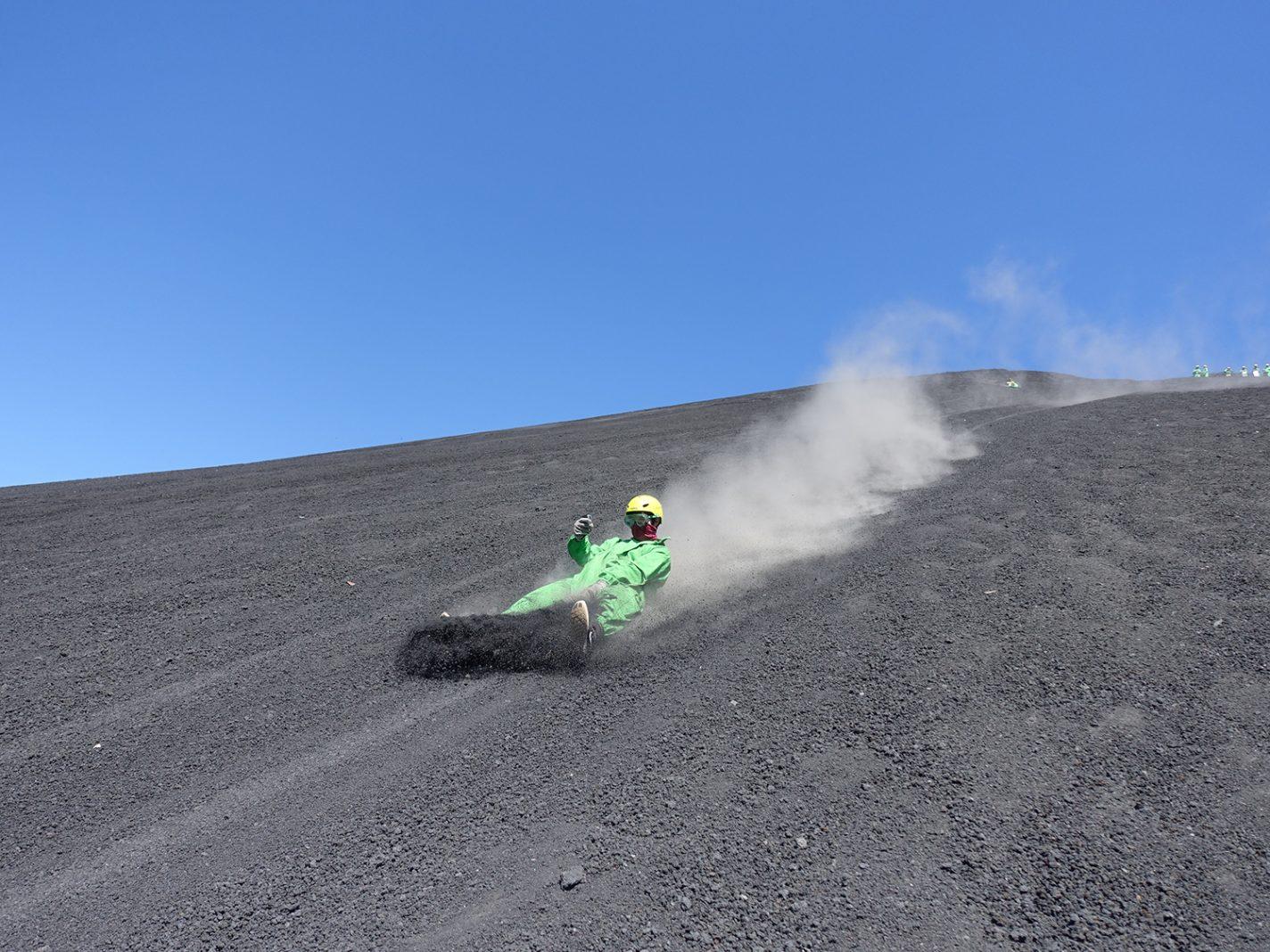 Vulcano Boarden Nicaragua