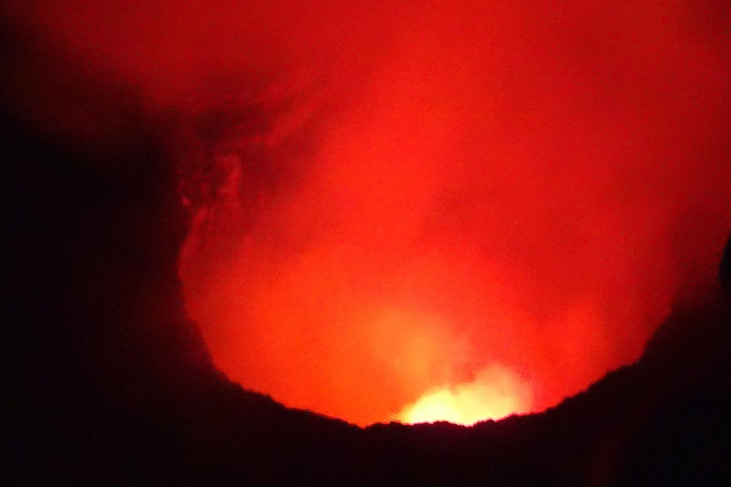 Vulkaan in Nicaragua
