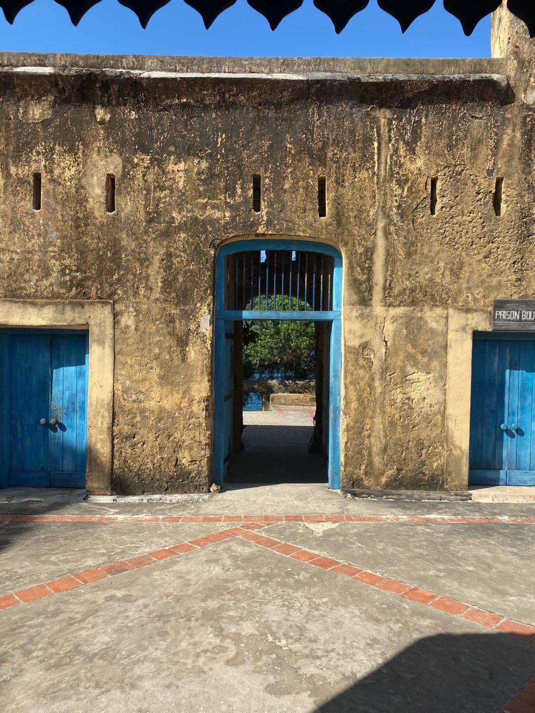 Gevangenis op Prison Island
