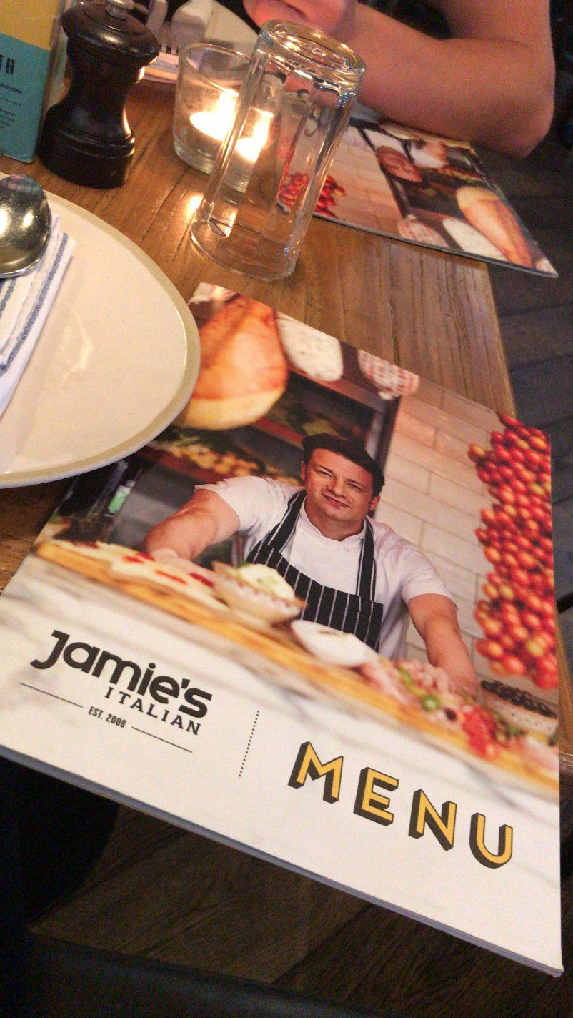 Jamie's Italian in Bangkok