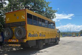 Rondreis Afrika -overland truck safari Afrika