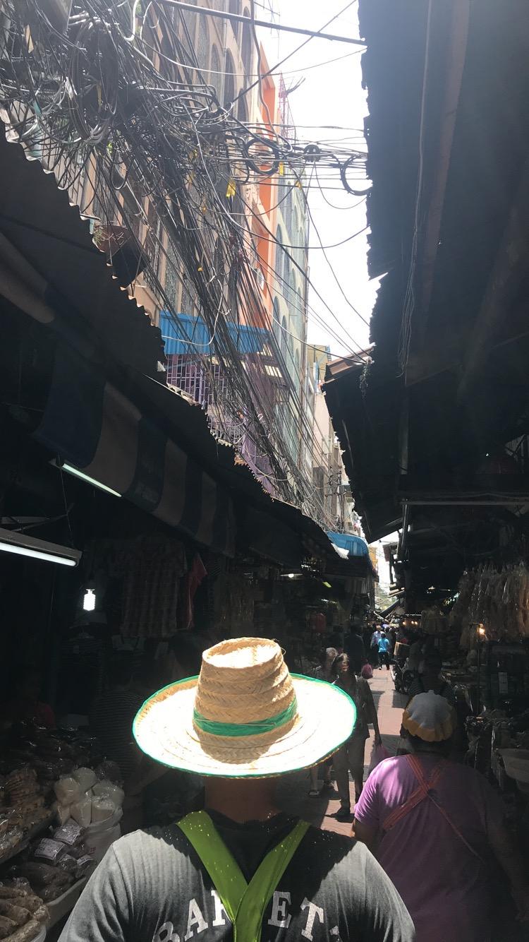 Shoppen in Bangkok