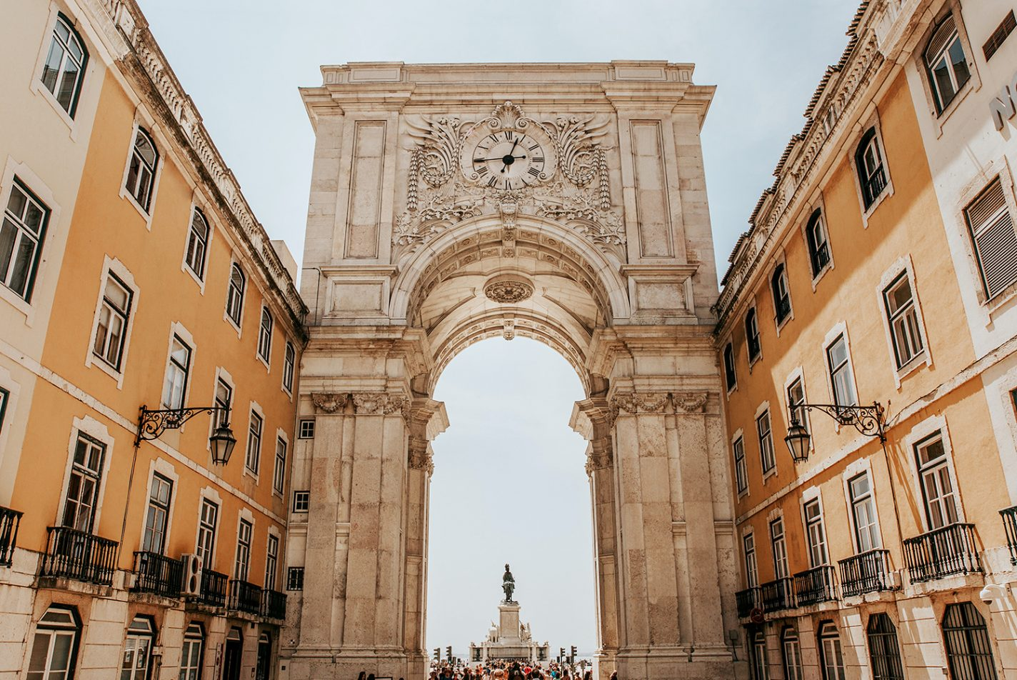 Arco da Rua Augusta - handige tips Lissabon