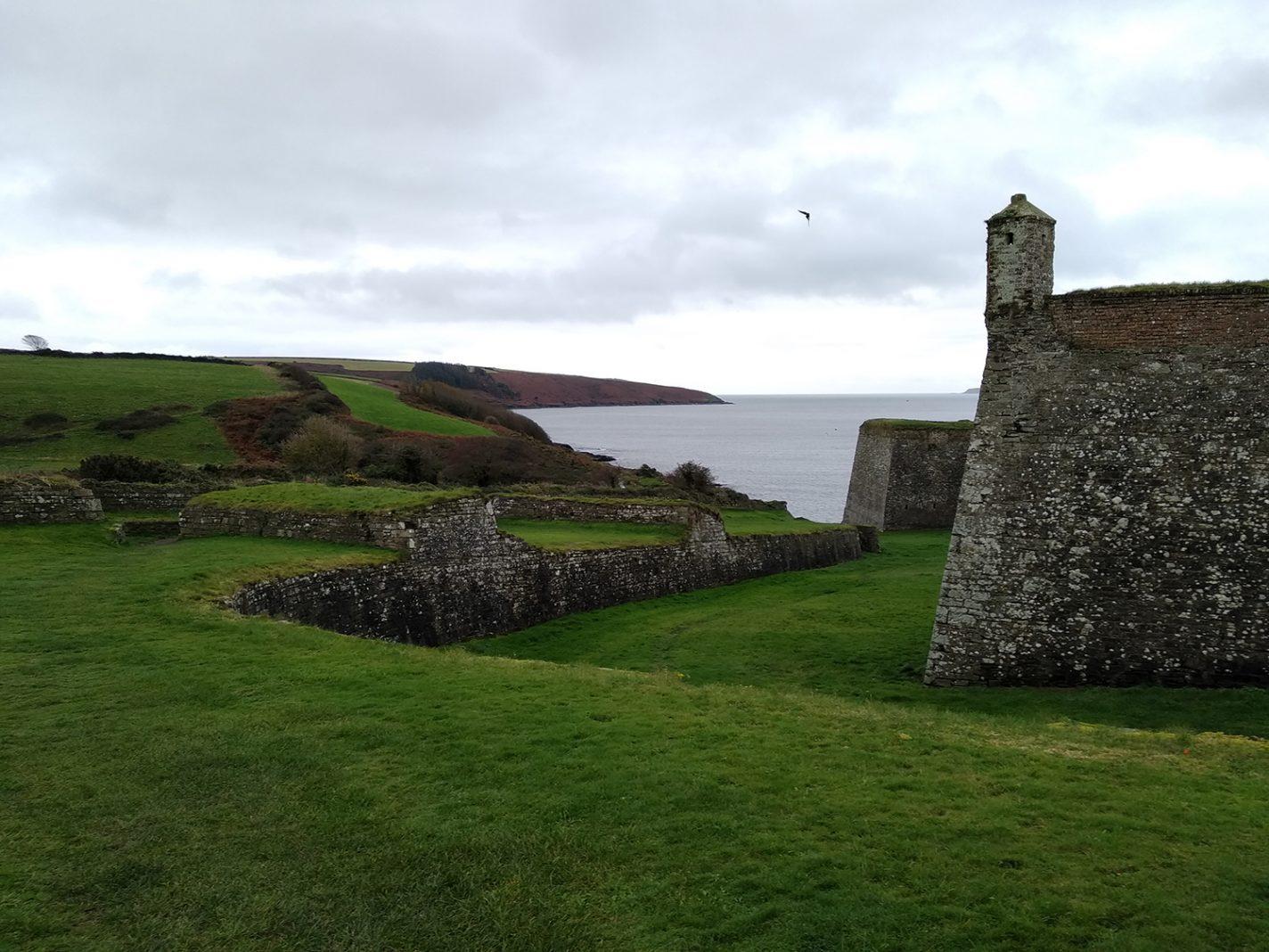 Wandelen rond Charles Fort - Kinsale