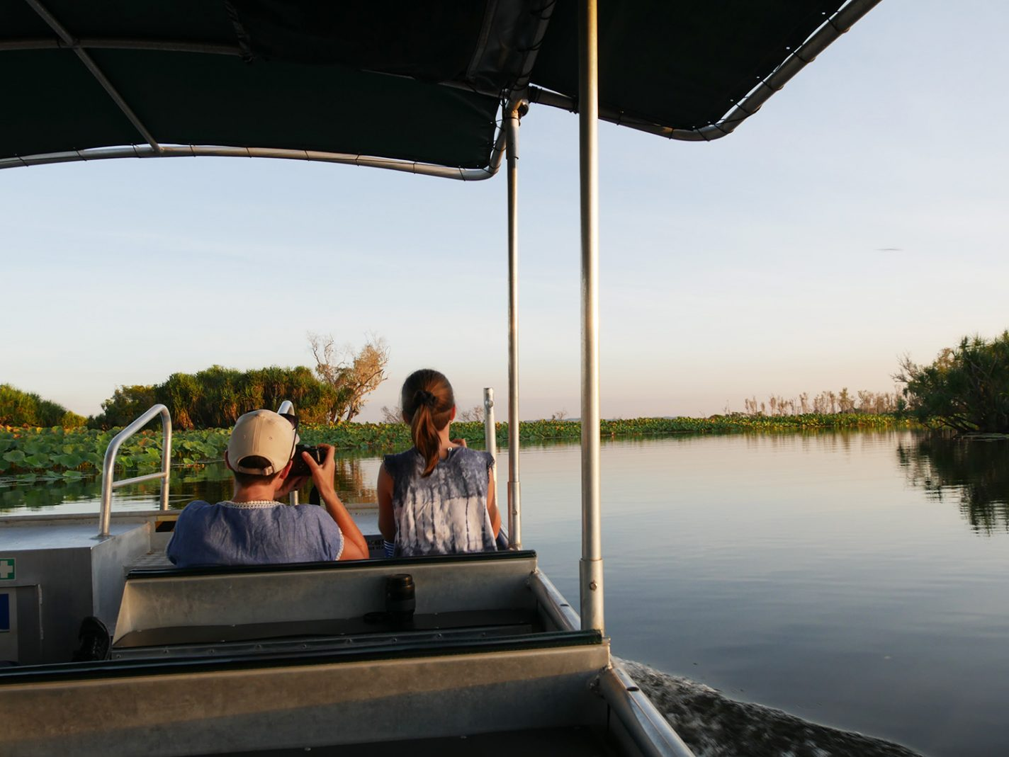 Door de regels omtrent corona is er voldoende ruimte op de boot