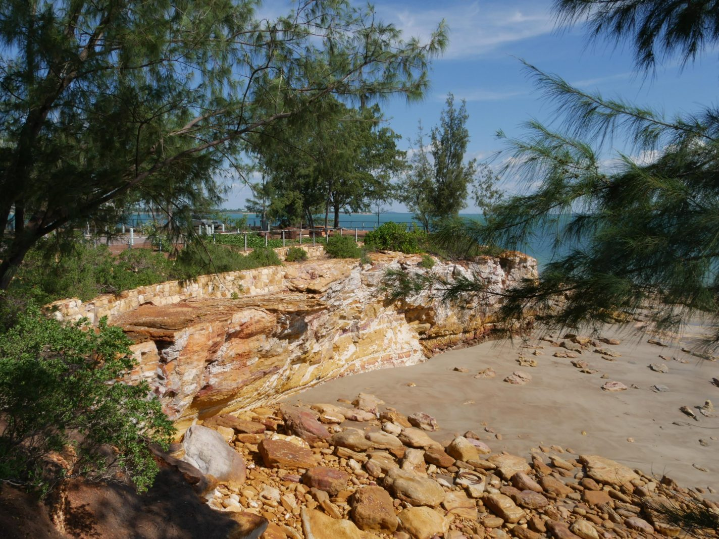 De kust bij East Point Reserve - Mooiste plekjes van Darwin