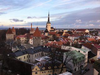 Tallinn: de parel van de Baltische Staten