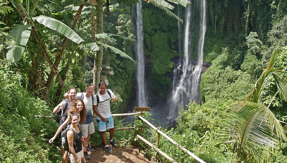 Sekumpul and Lemukih Waterfall – Bali