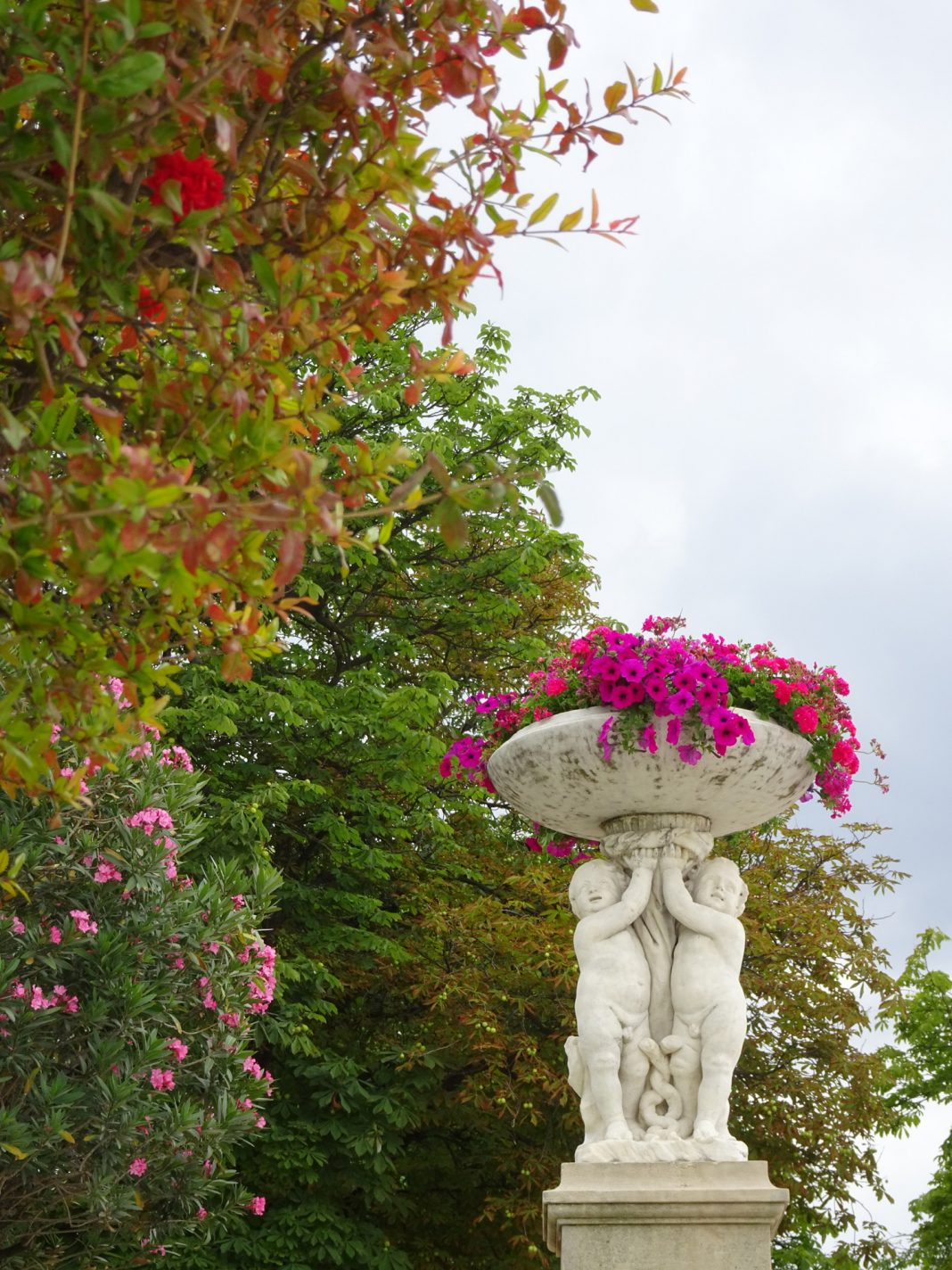 De charmante Jardin du Luxembourg