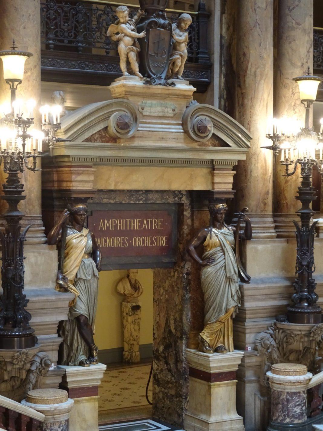 Interieur Palais Garnier