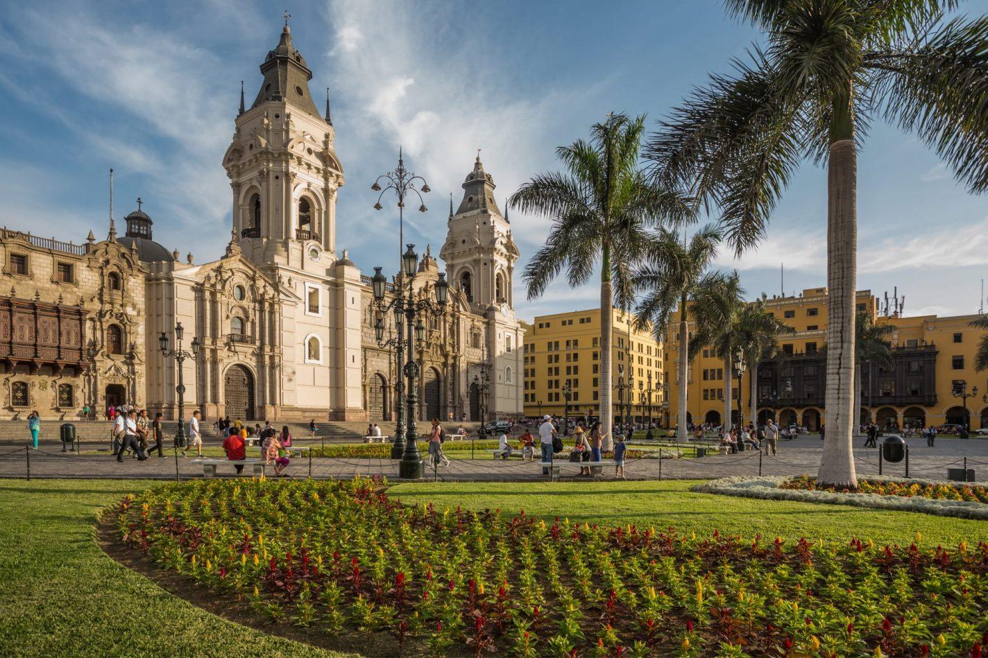 Lima Stad - Peru