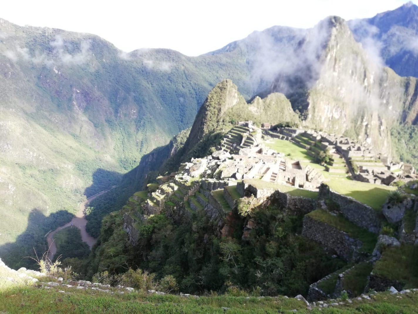Machu Picchu - reisblog over Peru