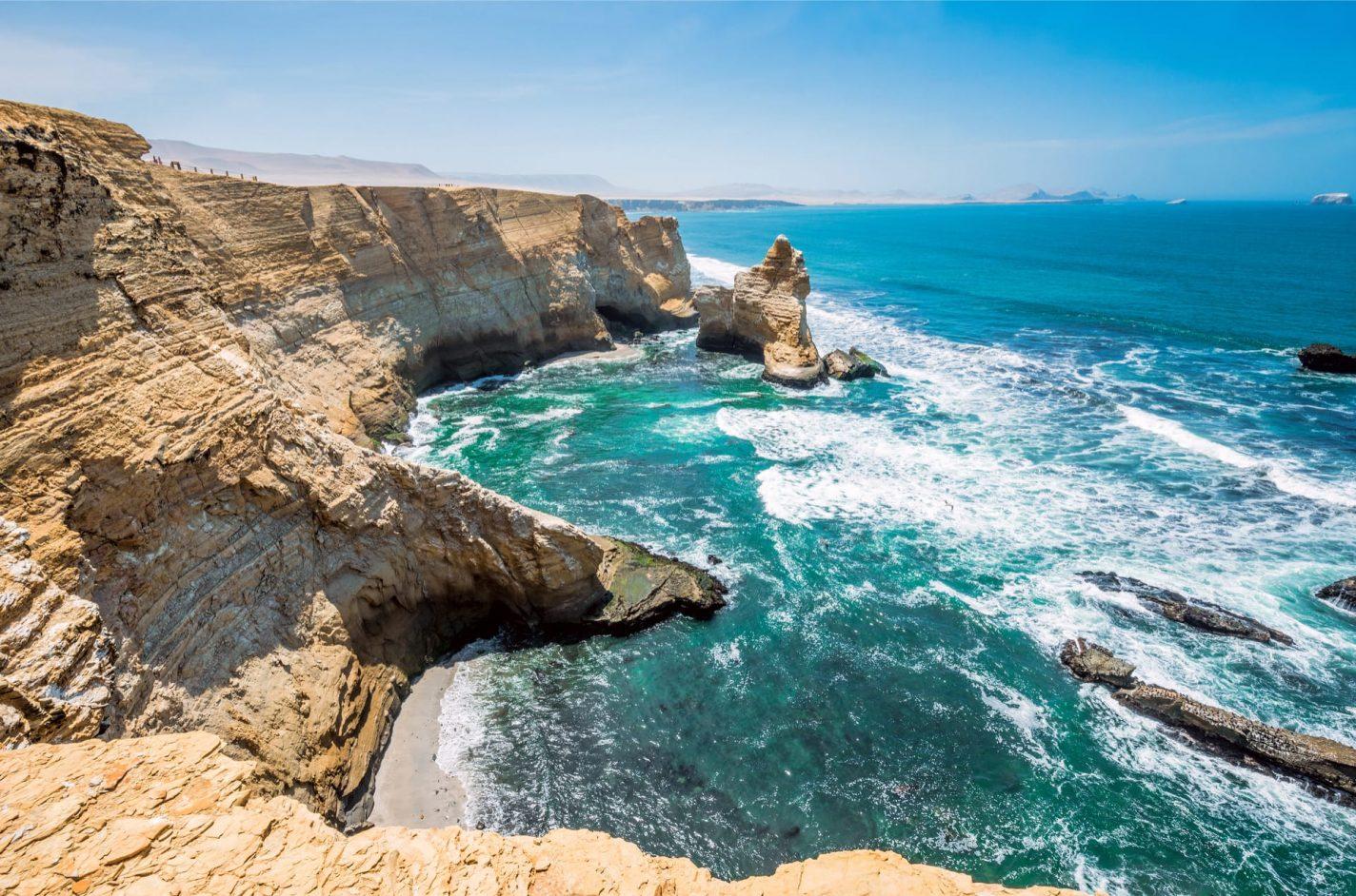 Natuurreservaat Paracas