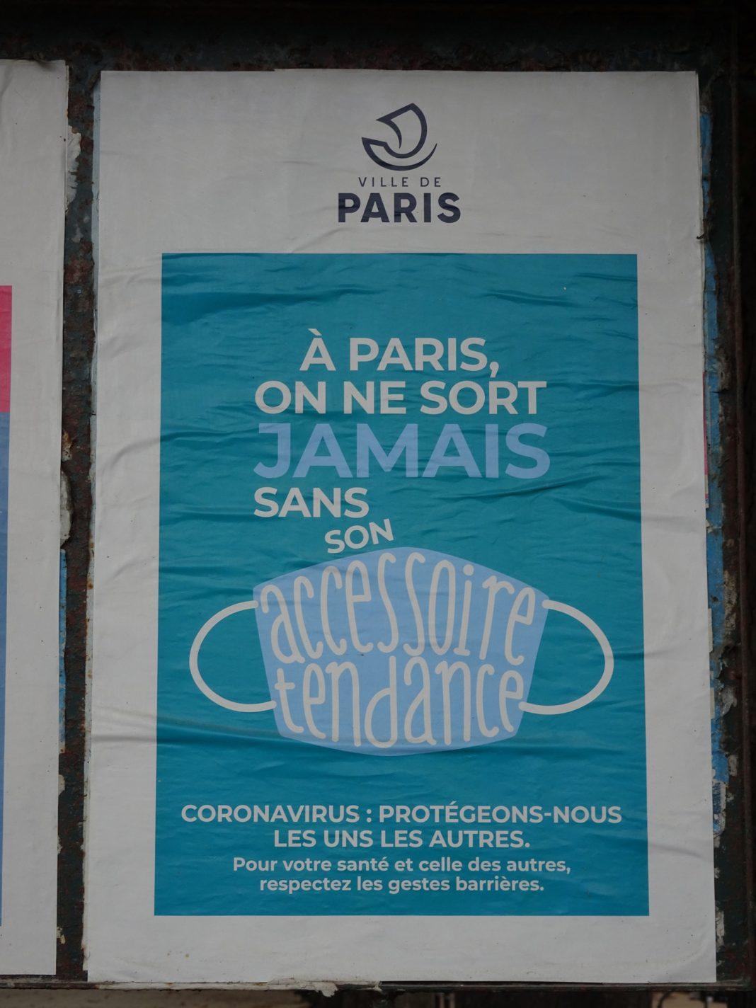 Parijs in coronatijden - Leuke bezienswaardigheden Parijs