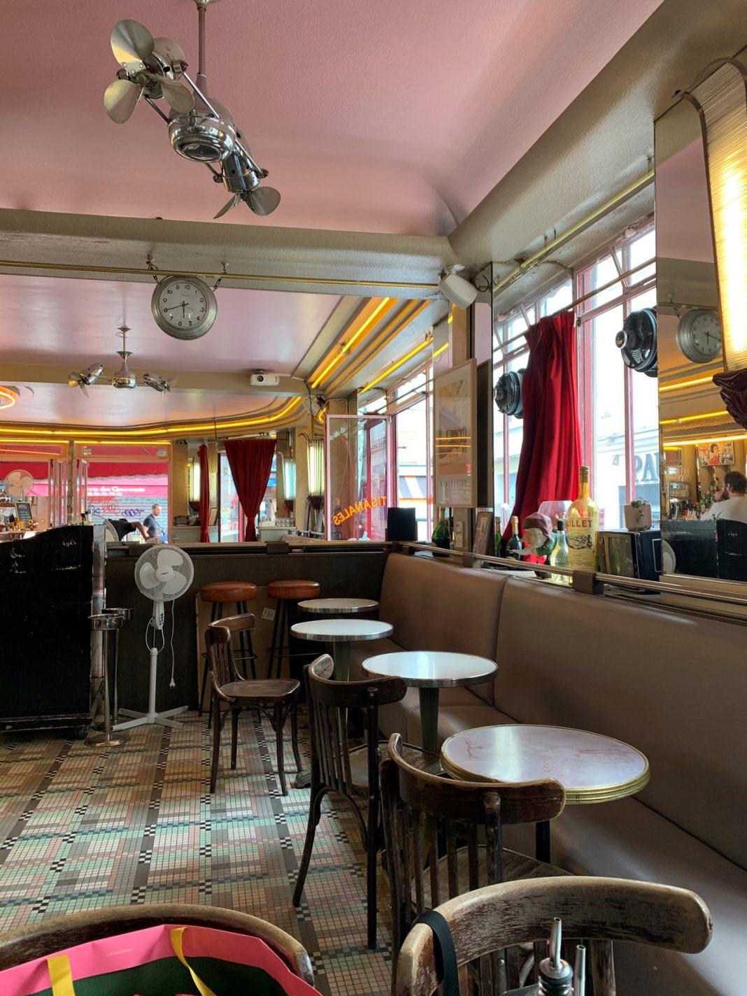 Restaurant Café des deux moulins