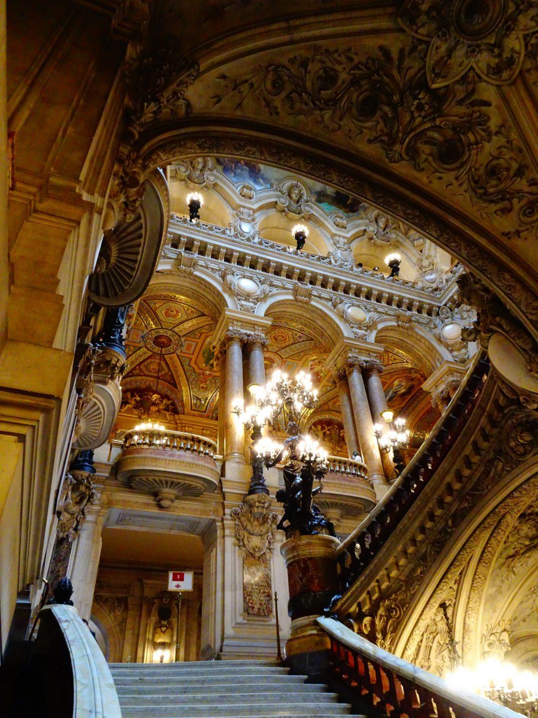 Trappenhal Palais Garnier