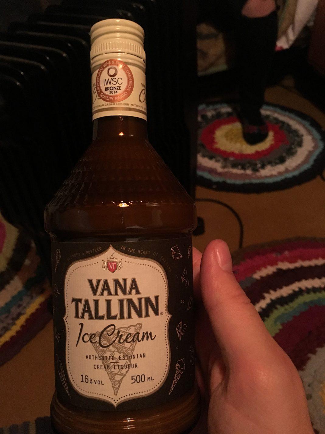 Vana Tallinn likeur
