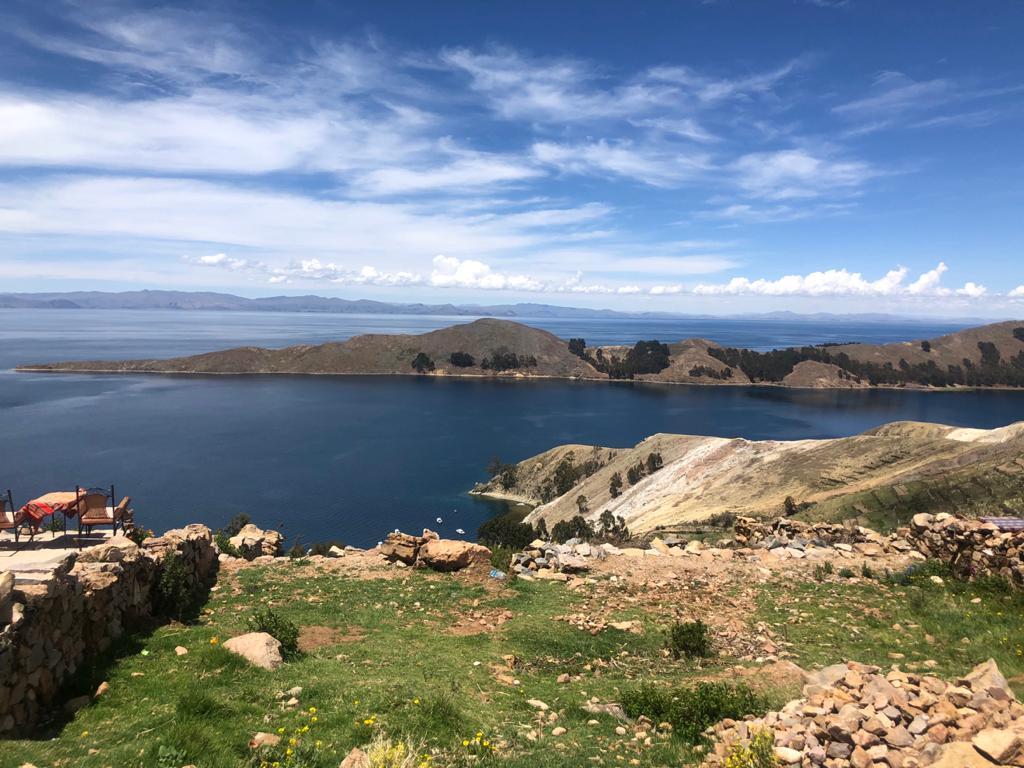 Het prachtige Isla del Sol