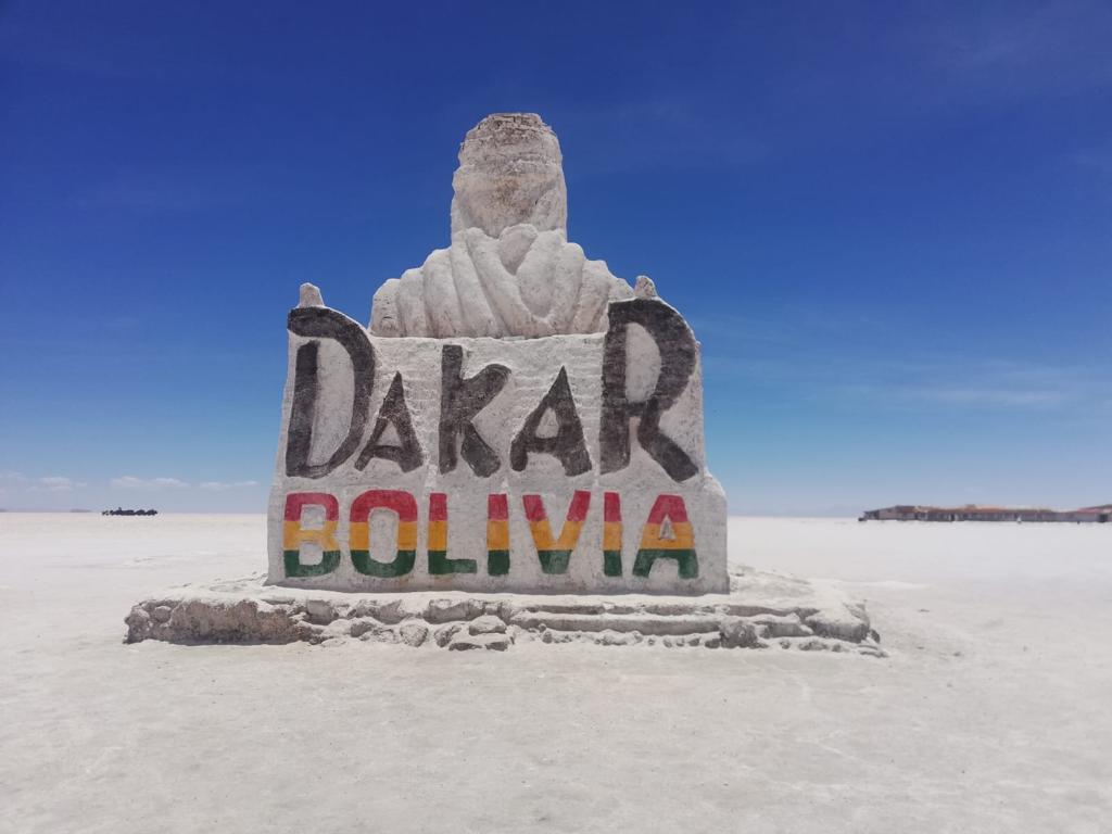 Dakar op de zoutvlaktes - doen in Bolivia