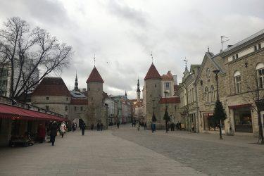 De 5 toppers van Tallinn