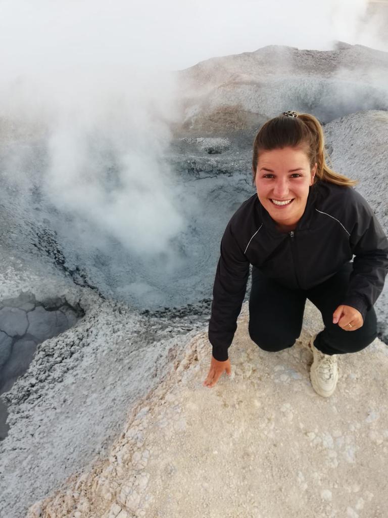 Bij de geisers - zien en doen in Bolivia