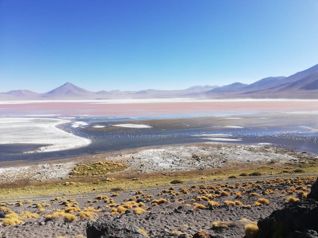 Prachtige landschappen tijdens de zoutvlaktestour