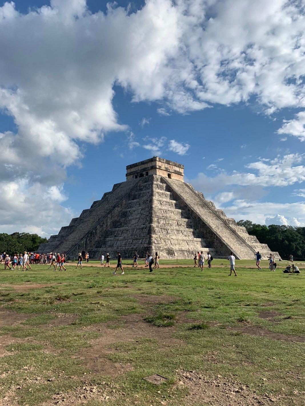 Chichen Itza in Mexico - reisbestemmingen 2021